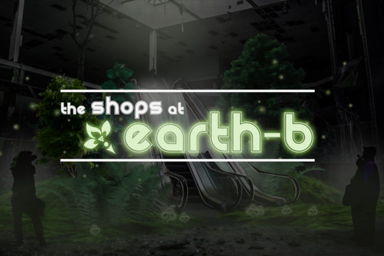 The Shops at Earth-B